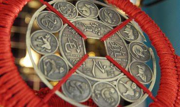 סמל סיני עתיק שמסמל רפואה עתיקה ורפואה משלימה
