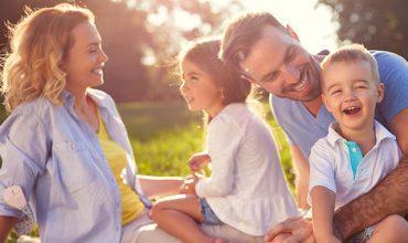משפחה בריאה: הורים וילדים אחרי טיפול ברפואה משלימה