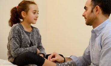 טיפול בדיקור סיני לילדים